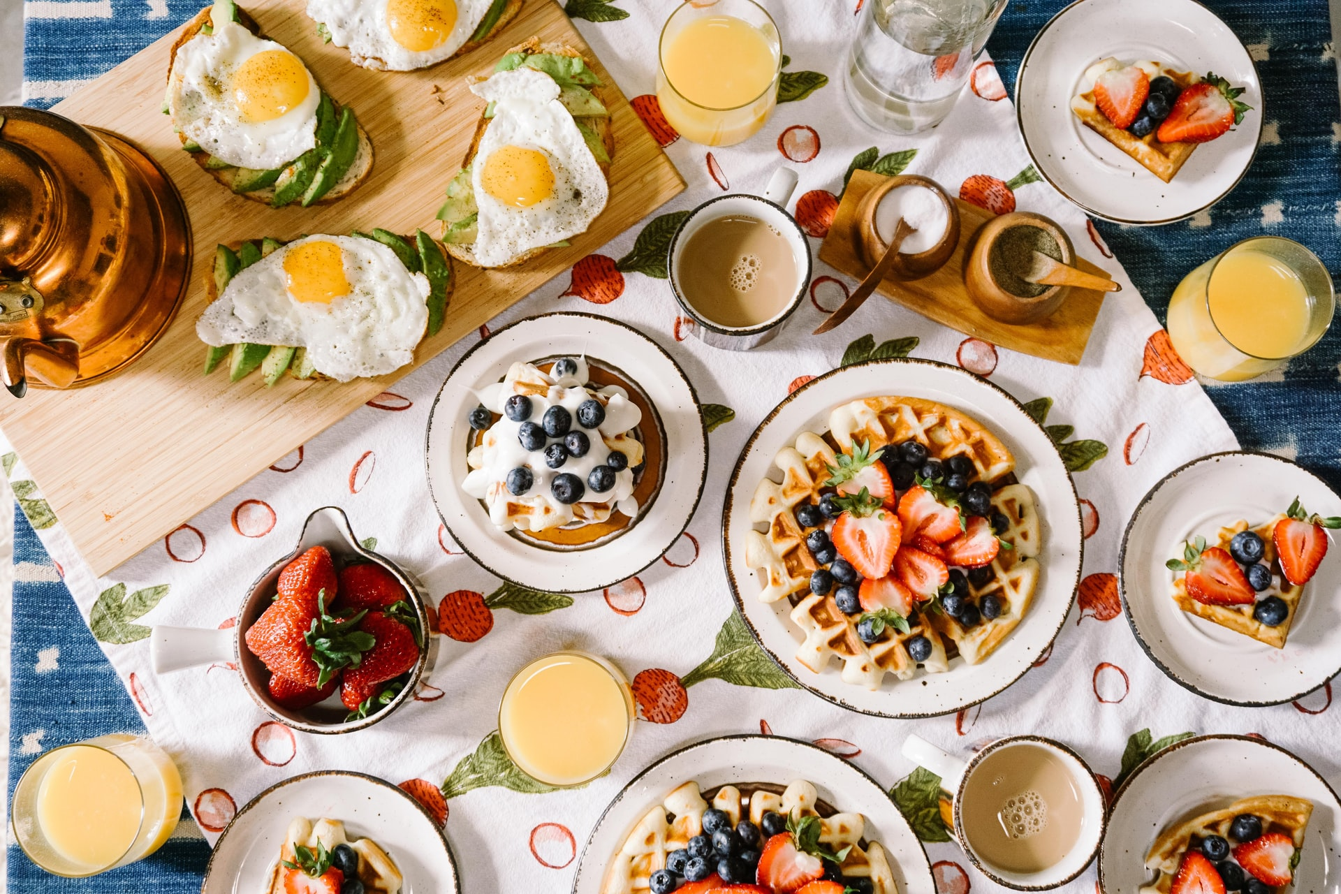 Image for blog Unconventional Brunch Recipes to Whip Up This Father's Day