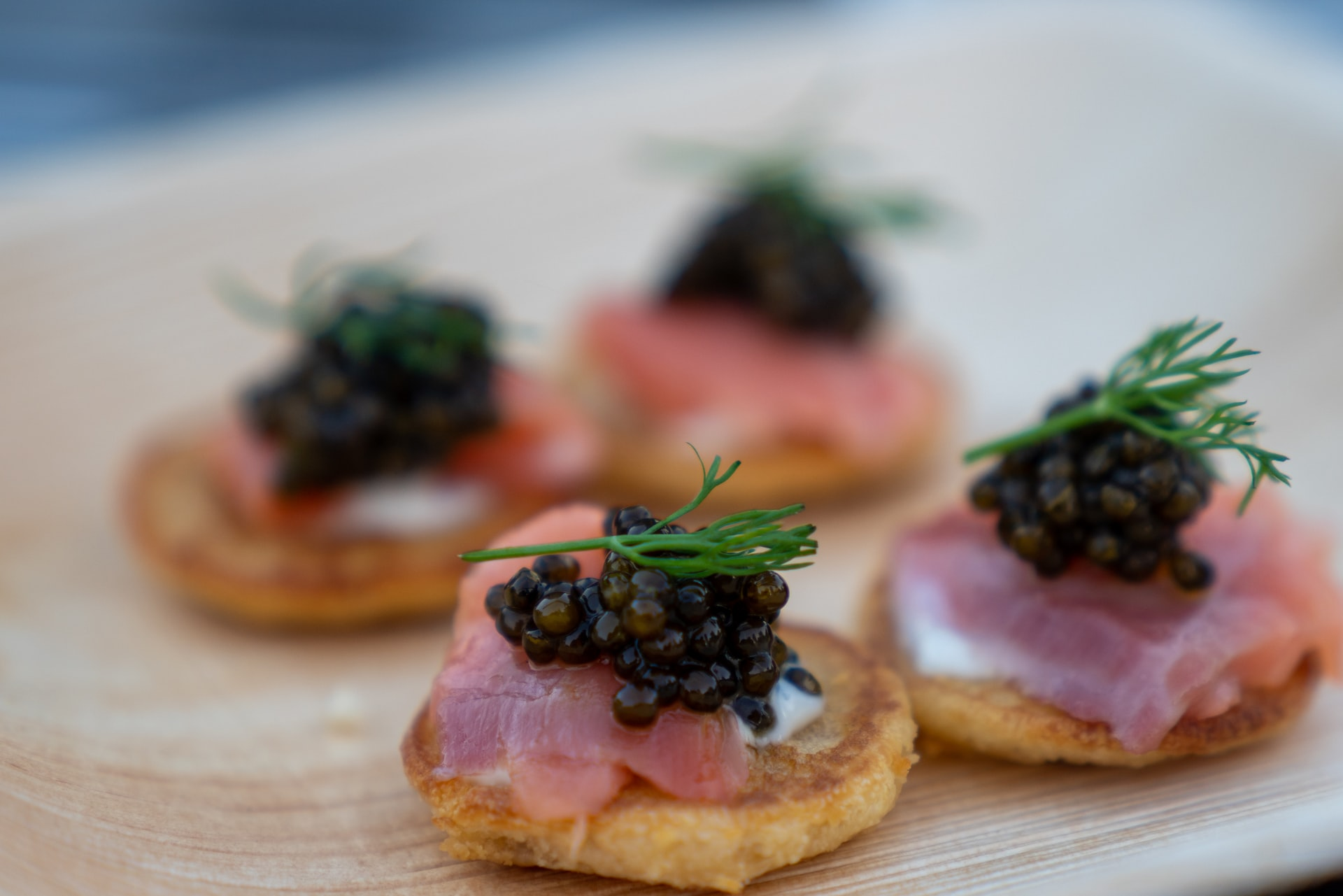 Image for blog Belly Up to the Caviar Bar at Apero