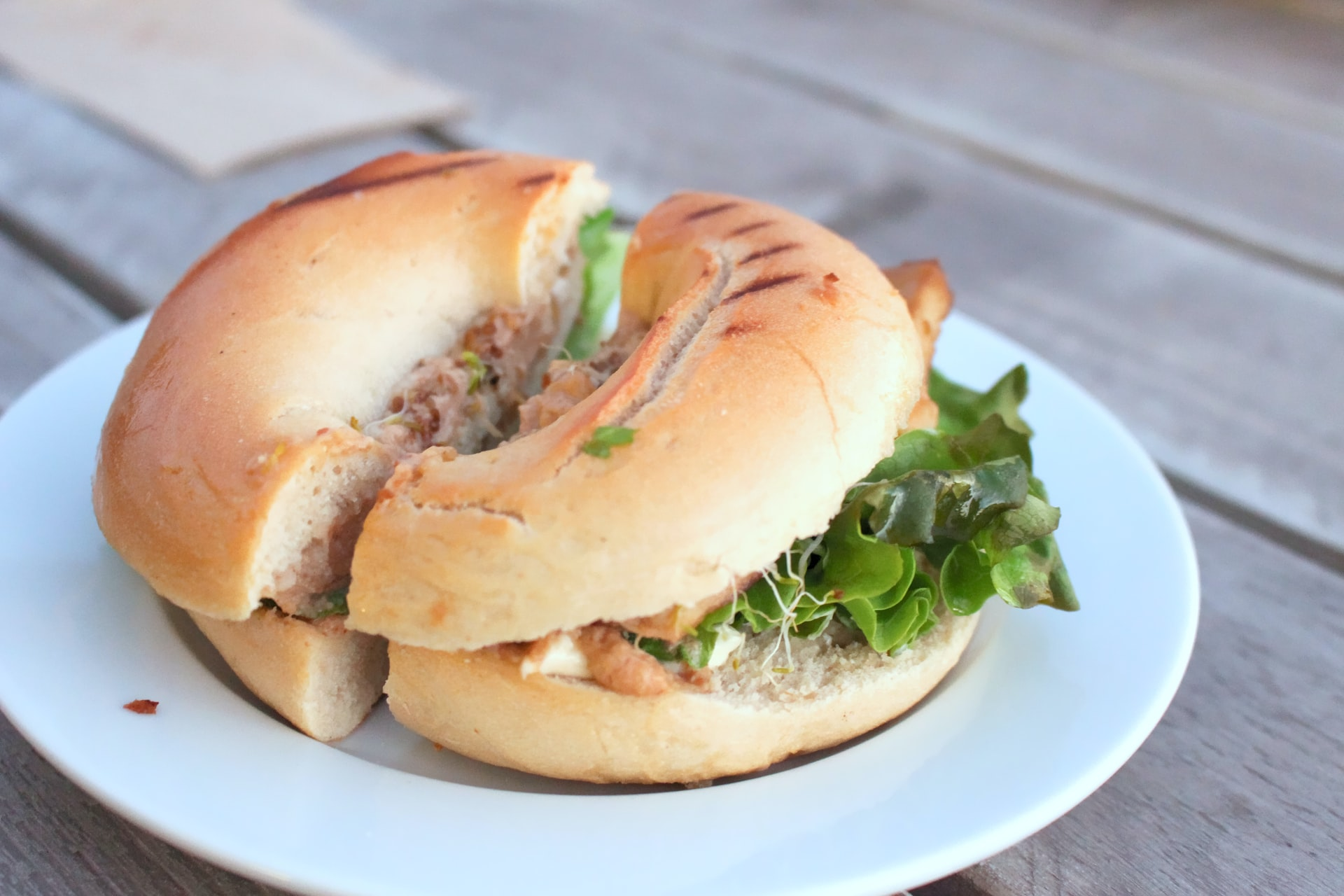 thumbnail image for blog Chow Down on Bagel Sandwiches at Call Your Mother Deli