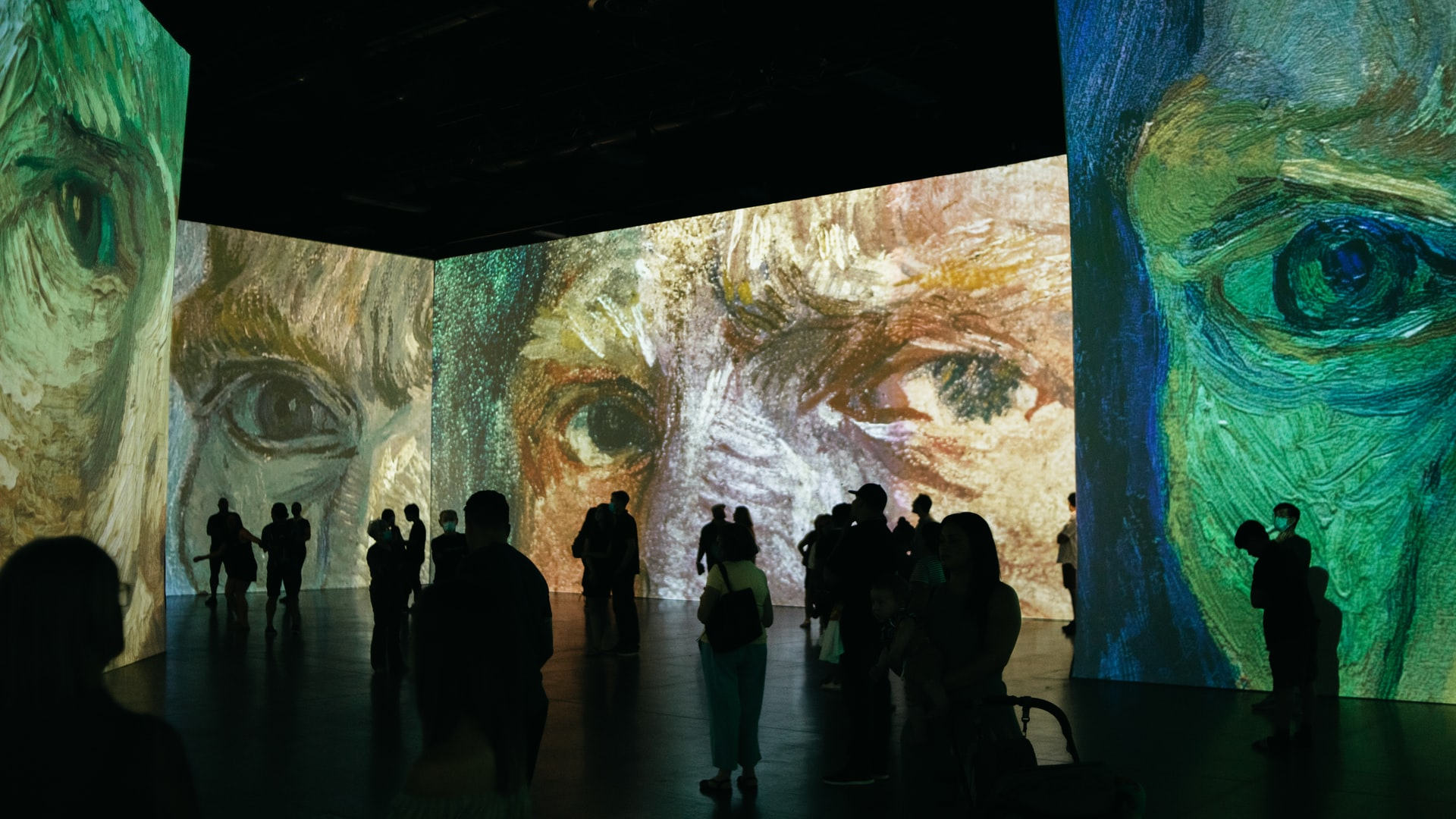 Image for blog Van Gogh: The Immersive Experience Has Arrived in DC
